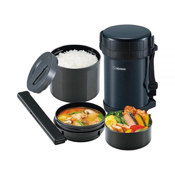 Hộp cơm giữ nhiệt Zojirushi SL-XE20-AD