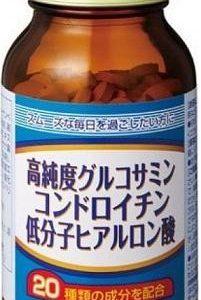 Vien Uong Bo Xuong Khop Glucosamine Orihiro Hyaluronic Acid 270 Vien 2
