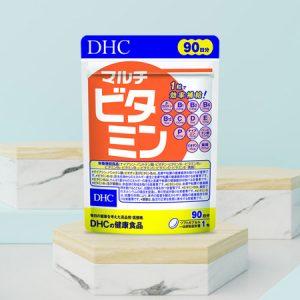 Viên uống bổ sung Vitamin tổng hợp DHC 90 viên