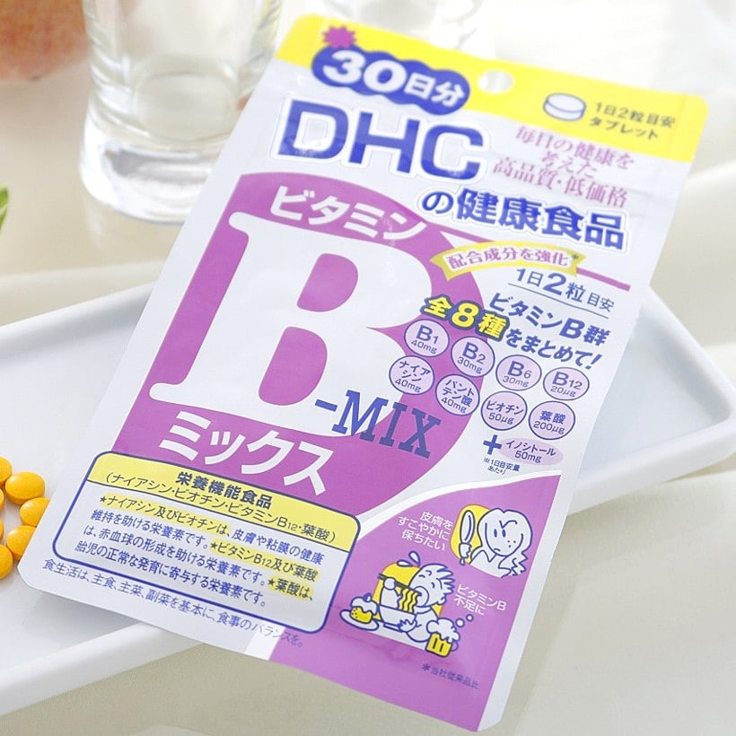 Viên Uống Dhc Vitamin B Nb